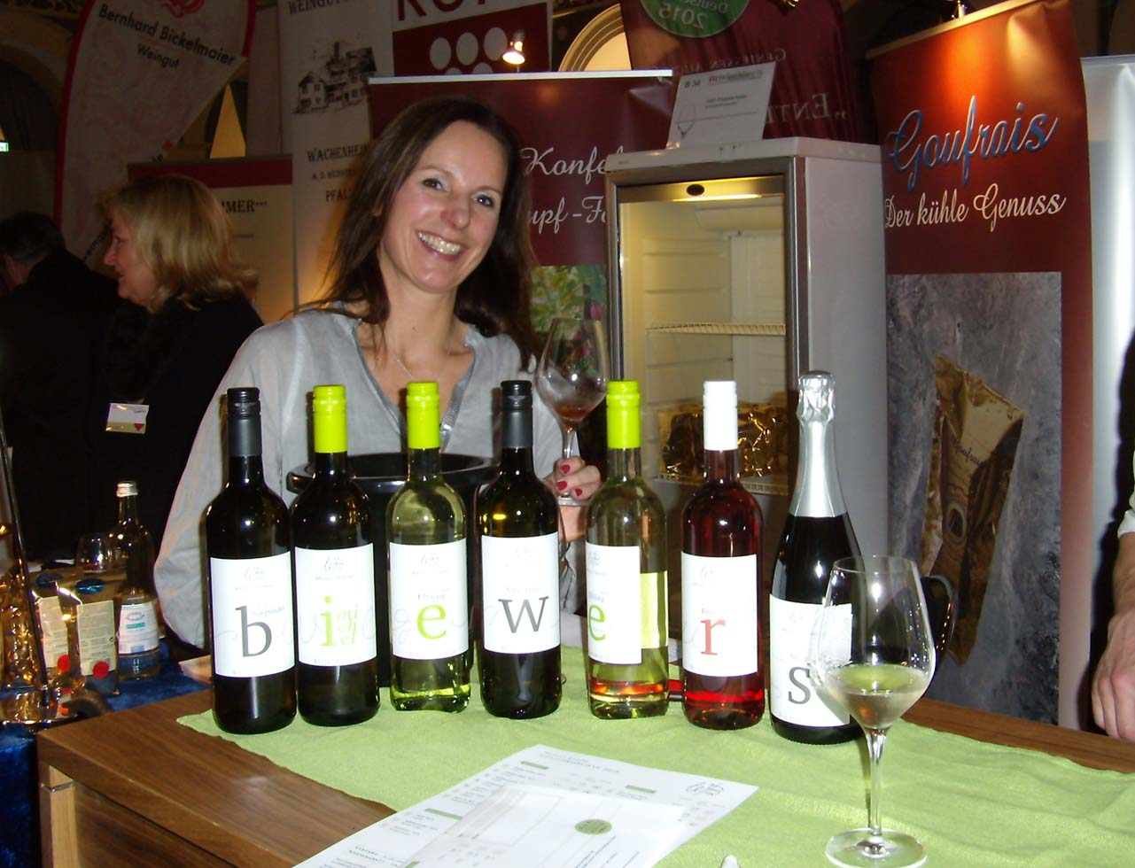 Weingut Biewers in Hamburg