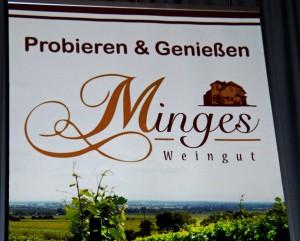 Weingut Minges in Hamburg