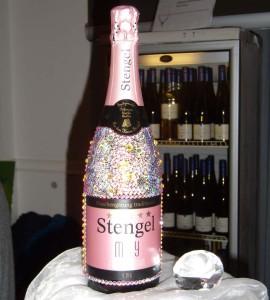 Swarowski Geschenkflasche