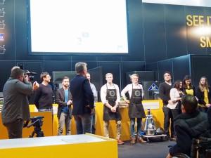Finale des Gastro Startup-Wettbewerbes 2016