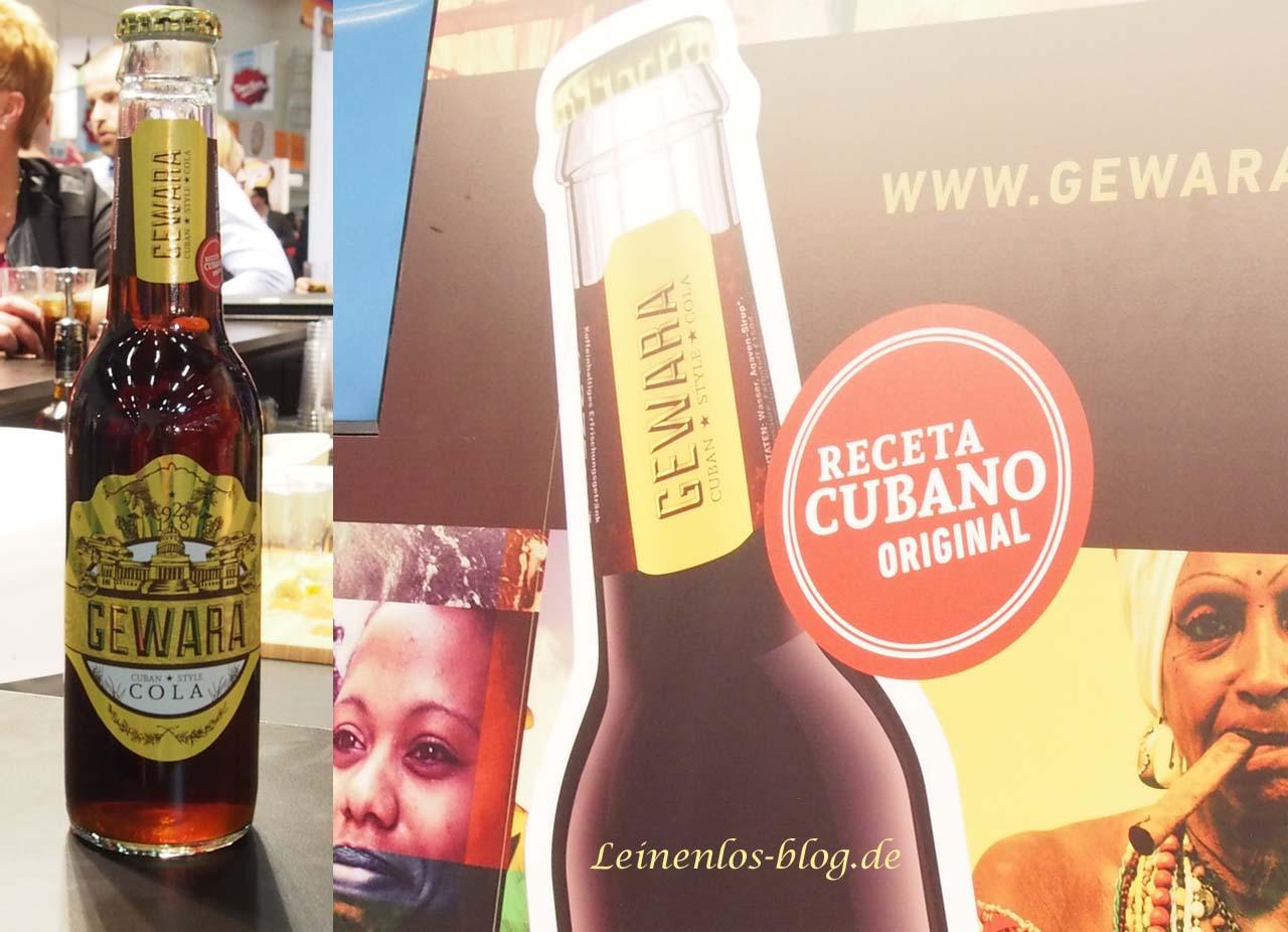 Internorga Special: Getränke innovativ, bio, fair   Leinenlos