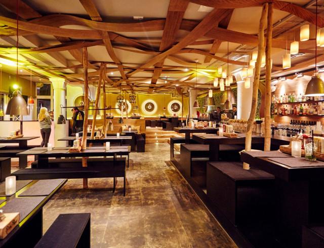 Peter Pane Burger Grill bleibt Wald-Design treu