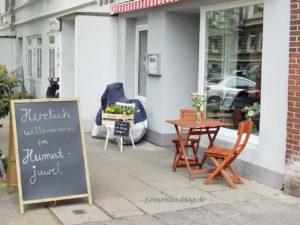 Heimatjuwel - eher unauffällig am Stellinger Weg 47