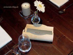 Heimatjuwel - Die Speisekarte birgt Überraschungen