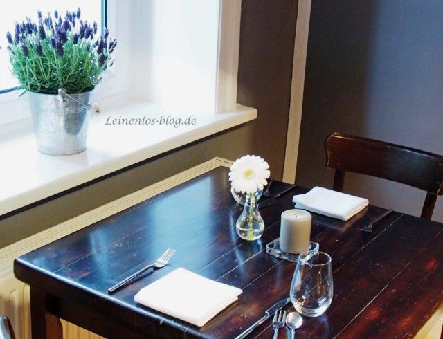 Heimatjuwel - Tisch für Zwei