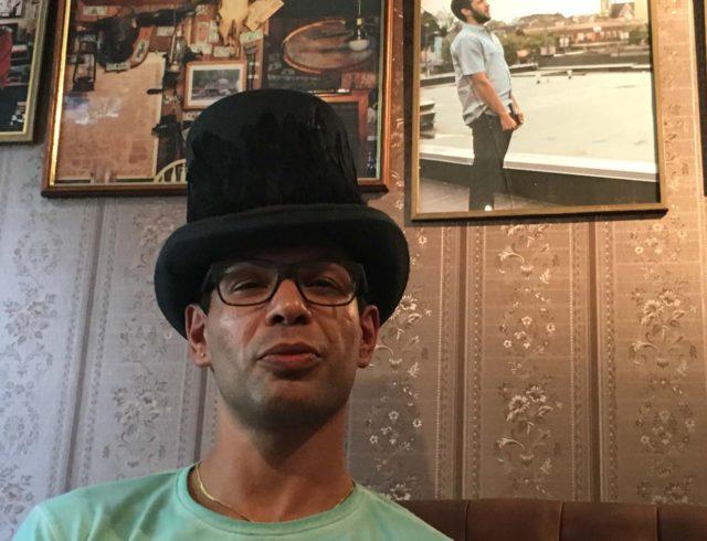 Auch magische Kopfbedeckungen gibts bei Hut-Styler