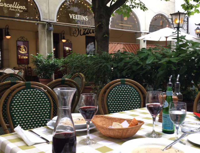 Marcellino Gartenrestaurant