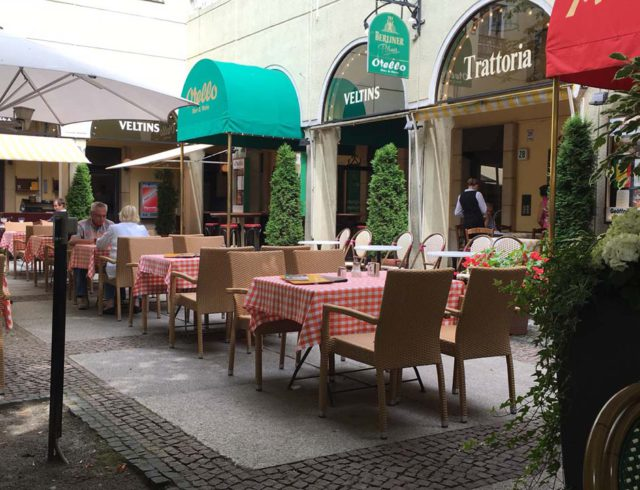 Restaurant Marcellino Berlin