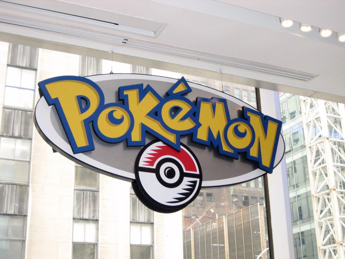 Pokemon-Sign