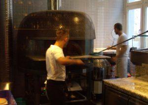 Jill - Hightech Pizza Ofen