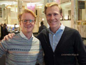ROK-Gründer-Duo: John Ehlerding und Till Witten