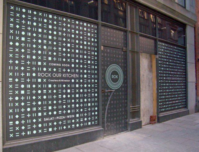 Geheimnisvolle Tür in der Lilienstraße: ROK Hamburg