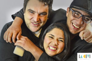 La Cevi: Gründerpaar und Koch