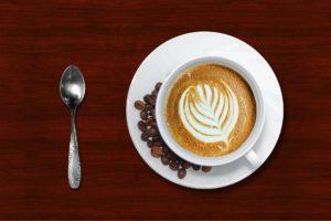 Barista-Kaffee