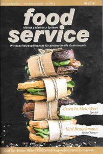 Foodservice Ausgabe 10-2016