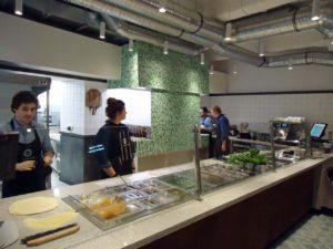 ROK: Offene Küche