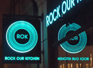 Rock our Kitchen - Logo