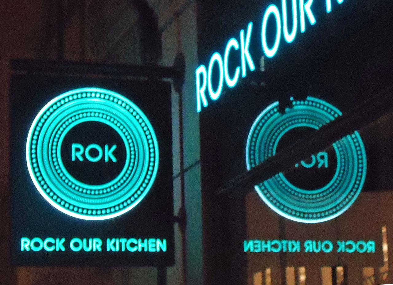 Rock our Kitchen - Logo