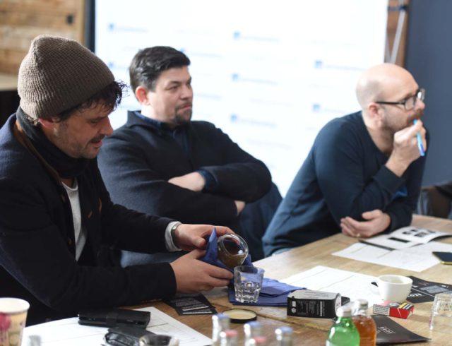 Tim Mälzer & Partner, Foto: Michael Zapf