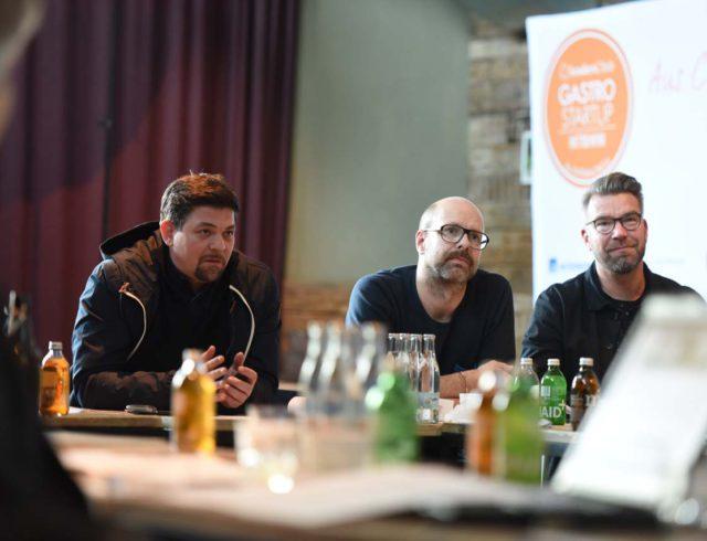 INTERNORGA 2017, Jurysitzung Gastro Startup