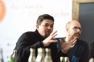 Tim Mälzer als Coach, Foto: Michael Zapf