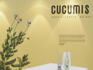Getränke-Innovation 2017: Cucumis Kamille