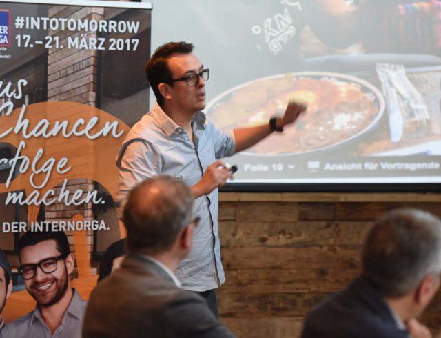 Miguel Zaldivar erklärt das MX STR Konzept