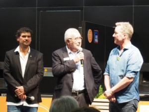 Preisstifter des Gastro Startup Wettbewerbs: Leadersclub und ECE