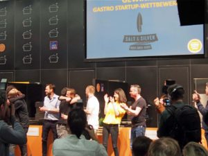 Gastro Startup Wettbewerb: The Winner is Salt & Silver