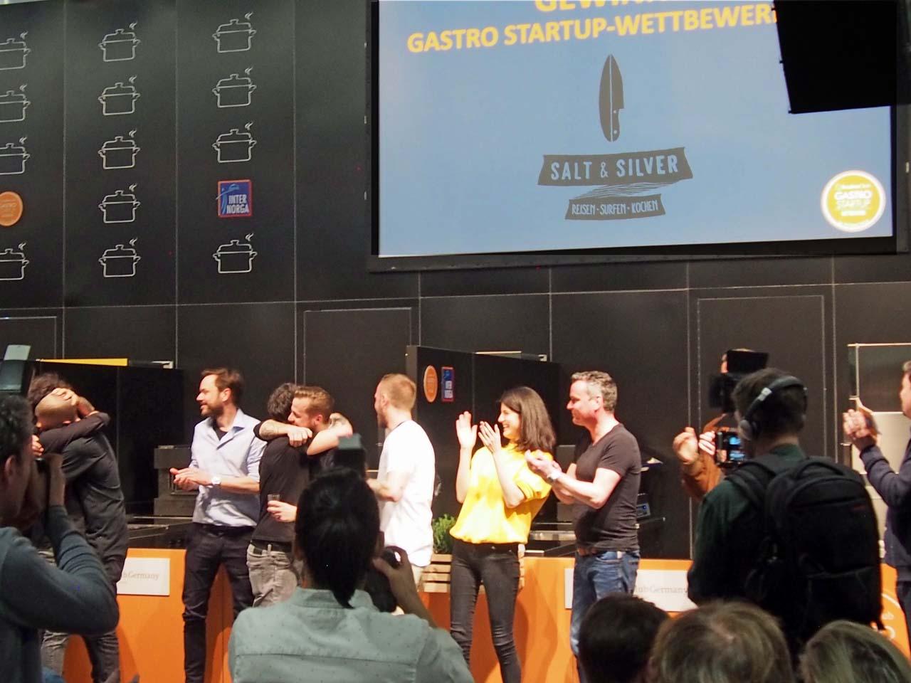 gastro startup wettbewerb the winner is salt silver aus hamburg leinenlos. Black Bedroom Furniture Sets. Home Design Ideas