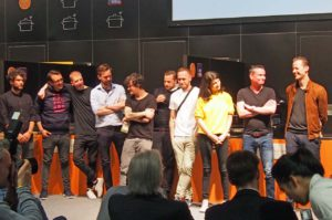 Gastro Startup Wettbewerb: Gespanntes Warten während der Abstimmung