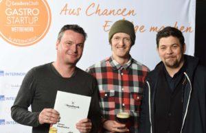 Geschafft: s'handwerk ist im Finale zum Gastro Startup Wettbewerb