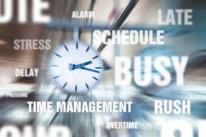 Zeit- und Personalmanagement