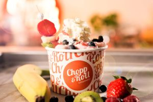 Chopp & Roll Eis Franchise