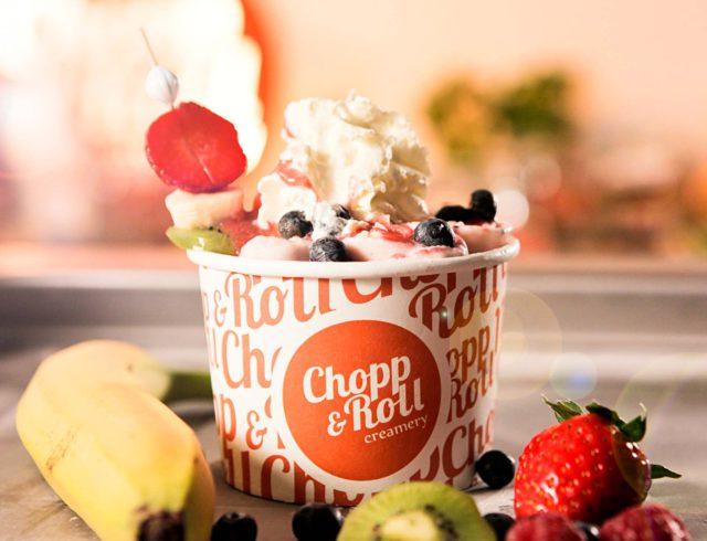 Chopp & Roll Eis Franchise