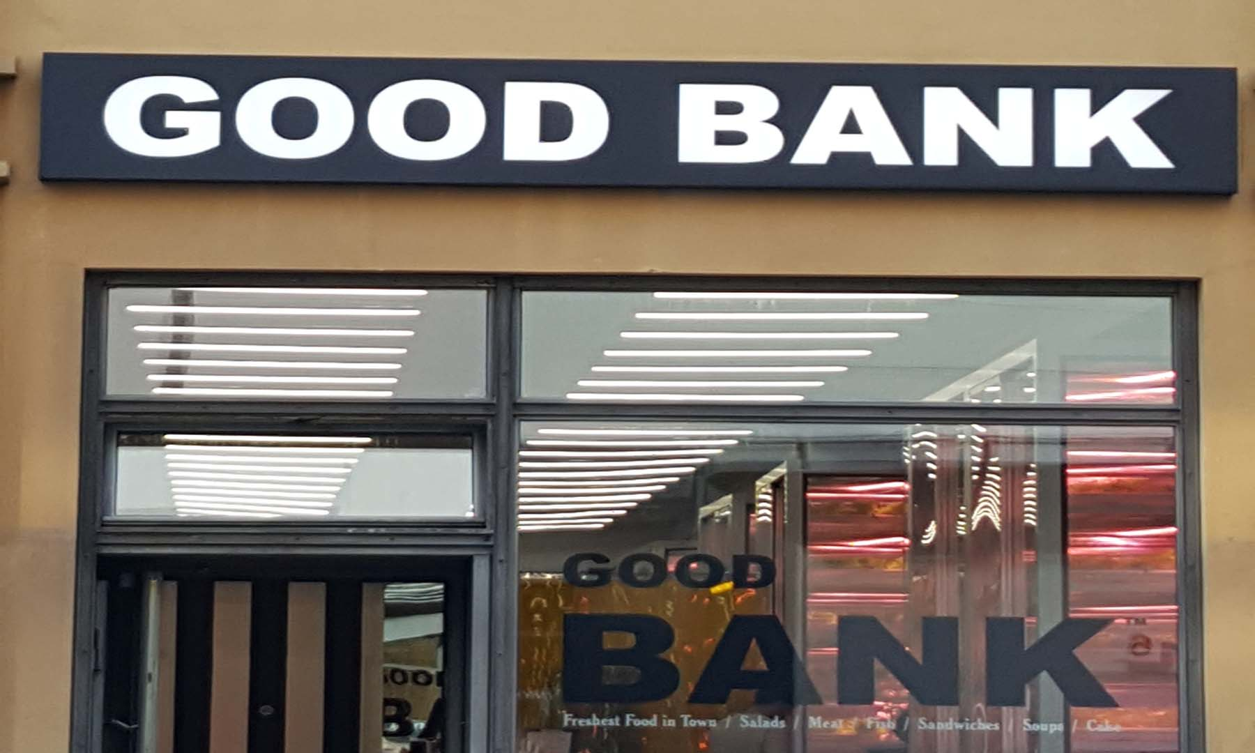 Good Bank Restaurant Berlin