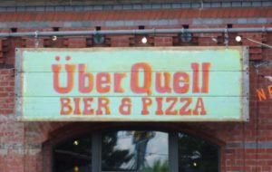 Überquell-Logo
