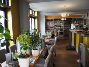 Schluck&Happen: Restaurant
