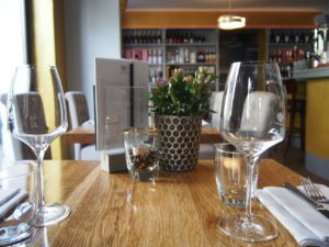 Schluck&Happen: Tischset