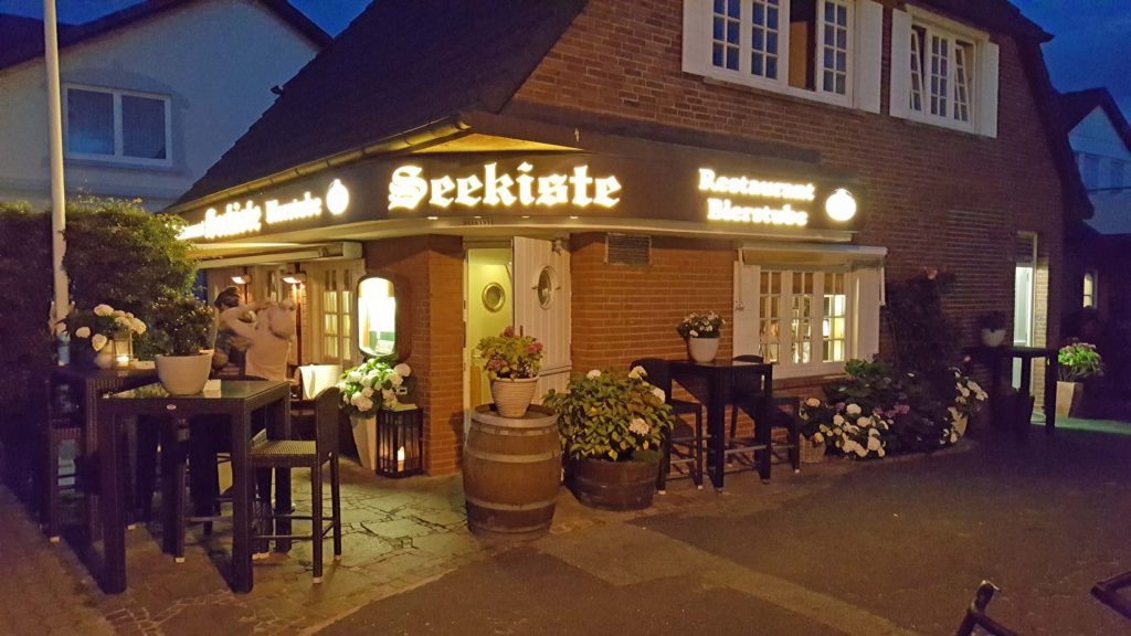 Restaurant Seekiste, Westerland/Sylt