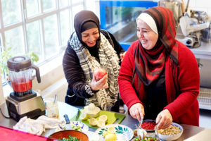 Chickpeace - Integration in der Gastronomie