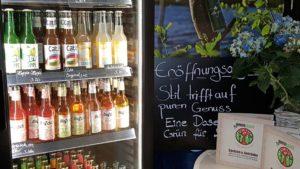 Genusshelden: lokale Getränkeauswahl