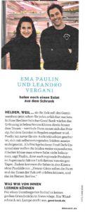 Good Bank: Grüne Helden in DB-MOBIL Ausgabe 11-2017