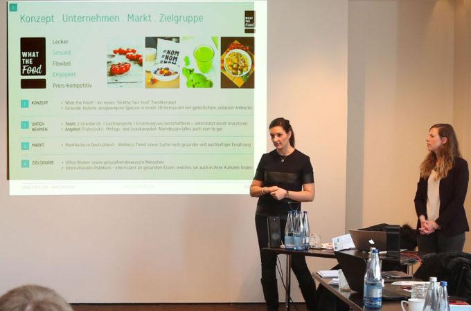 What-the-Food beim Gastro Startup-Wettbewerb