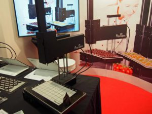 3D-Lebensmittel-Drucker