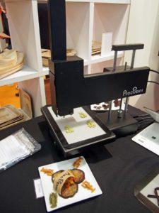 Procusini 3D Lebensmittel-Drucker