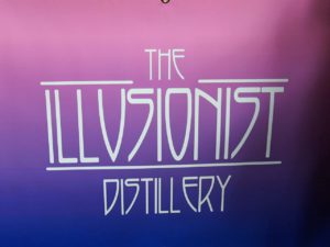The Illusionist Destillery Logo