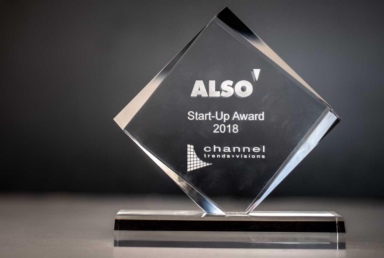 ALSO Startup Award 2018