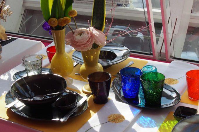 Hygge - Geschirr und Farben