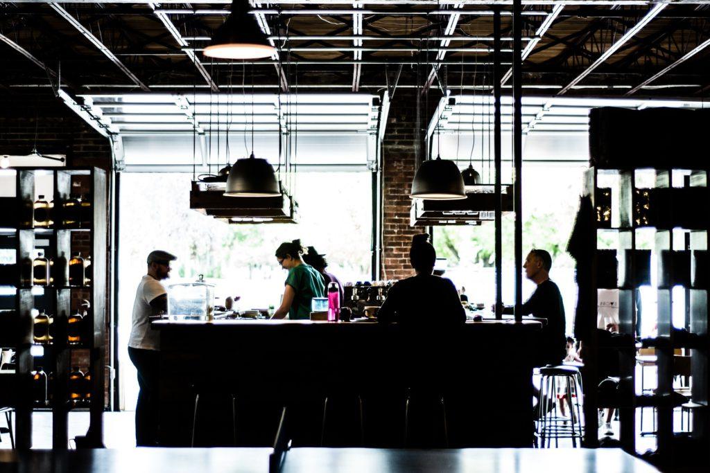 Raumkonzepte Bar
